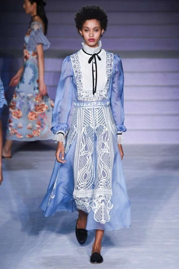 Temperley London осень-зима 2017